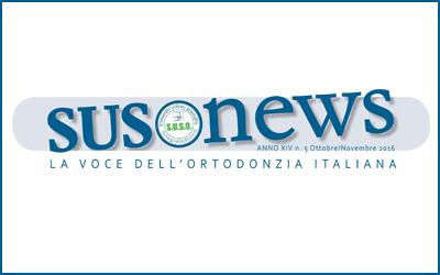 SUS NEWS - giornale di ortodonzia