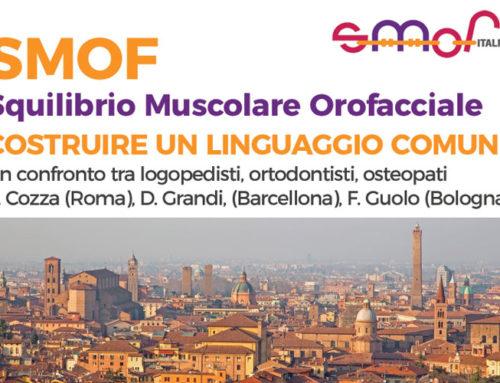 2° Convegno Nazionale SMOF Italia – Bologna, 9-10 Novembre 2018